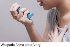 Waspada Asma atau Alergi